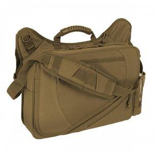 Voodoo Tactical Messenger Bag Velcro Holster 16.25L Capacity Cordura Coyote