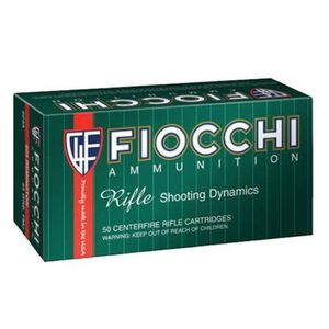 Fiocchi Rifle 7mm-08 Rem 139 Grain SST 20 Round Box