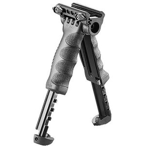 FAB Defense Quick Release T-POD Generation 2 Picatinny Rail Mount Aluminum and Polymer Black