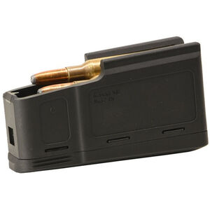 Blaser Sauer 100 Magazine 7mm Rem Mag, 300 Win Mag 5 Rounds Polymer Black