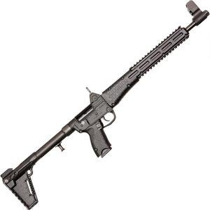 "Kel-Tec Sub 2K 40 Semi-automatic Carbine 40 S&W 16.1"" Blue Black 1 magazine 10Rd Glock 22 Magazine Adjustable Sights SUB-2K40BGLK22"