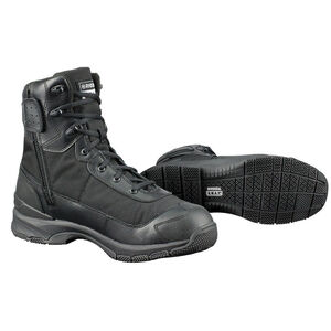 "Original S.W.A.T. H.A.W.K. 9"" Side Zip Tactical Boot Men's 11 Wide Black 165231W-11"