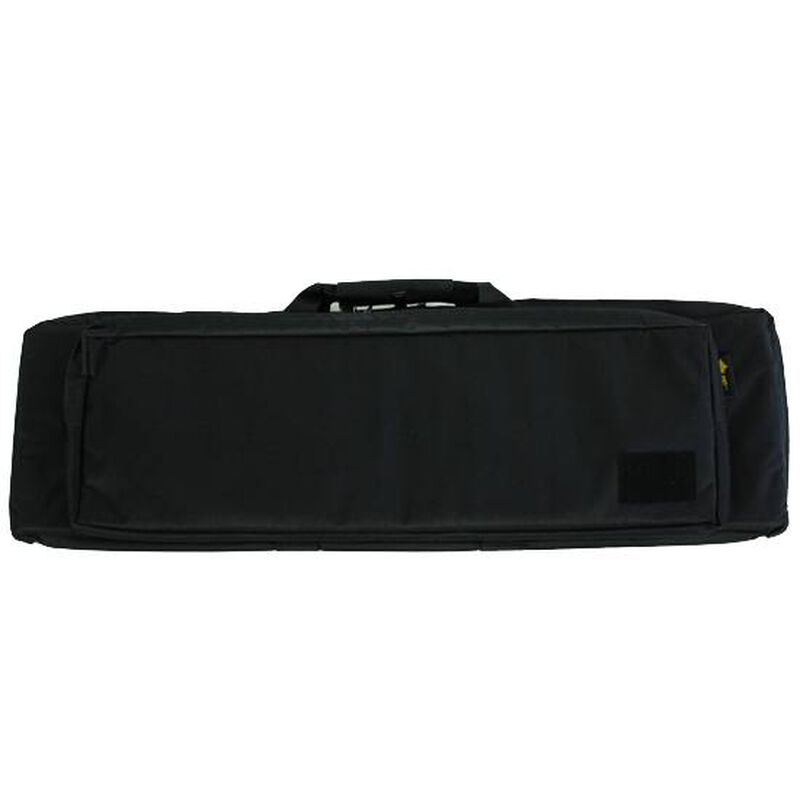 "US PeaceKeeper RAT Weapon Soft Case 36""x11""x2.75"" Nylon Black P30042"
