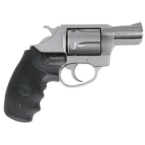 """Charter Arms Undercover Revolver .38 Special 2"""" Barrel 5 Rounds Crimson Trace Lasergrips Stainless Steel Finish"""