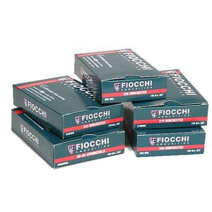 Fiocchi Exacta Rifle Match .308 Win Ammunition 175 Grain Sierra MatchKing HPBT 2595 fps