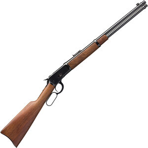 "Winchester 1892 Carbine Lever Action Rifle .45 Colt 20"" Barrel 10 Rounds Satin Walnut Stock Blued Barrel 534177141"