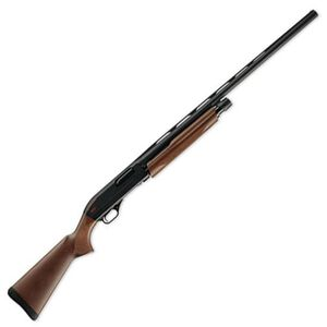 "Winchester SXP Field Pump Action Shotgun 20 Gauge 26"" Barrel 5 Rounds 3"" Chamber Wood Stock Matte Black Finish 512266691"