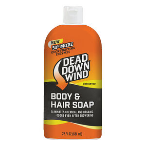 Dead Down Wind Body & Hair Soap 22oz Unscented