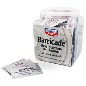 Birchwood Casey Barricade Rust Protection 100 Clothes