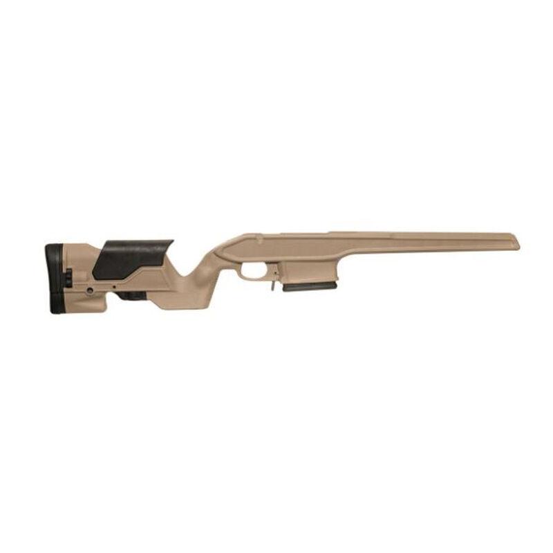 Archangel Tikka T3 Precision Rifle Stock - Desert Tan Polymer (includes AA8MM 01 (10/5) RD Magazine) AAT3-DT