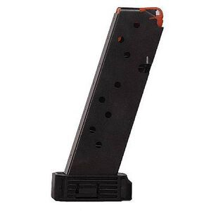 Hi-Point JHP 45 Magazine .45 ACP 9 Rounds Stainless Steel Matte Black CLP45P