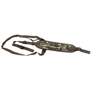Beretta Waterfowler Shotgun Sling Realtree Max-5 Camo Padded Nylon
