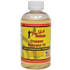 Pro Shot Copper Solvent IV 8 oz Bottle SVC-8