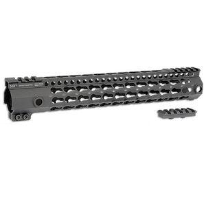 "Midwest Industries AR-15 G3 KL-Series Lightweight KeyMod Handguard 12"" Aluminum Black MI-G3KL12"