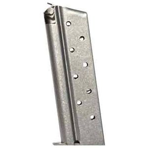 Iver Johnson Thrasher Magazine 9mm Luger 8 Rounds Stainless Steel IJ10
