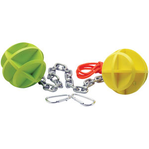 SME Self Healing Dueling Balls and Chain Reactive Targets Dual Colored
