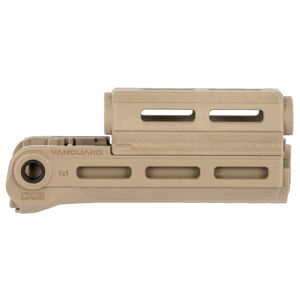 Fab Defense Vanguard AK/AKM M-LOK Compatible Hand Guard Polymer Flat Dark Earth