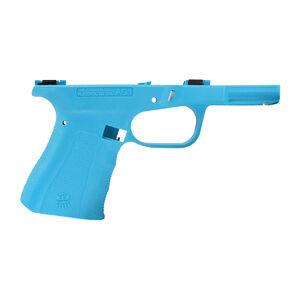 FMK Firearms AG1 Frame Stripped Compact Size Frame Built For GLOCK 19 Gen3 Slides Polymer Blue Jay