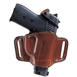 """Minimalist Hip Holster 2"""" Barrels Size 1 Right Hand Leather Tan"""