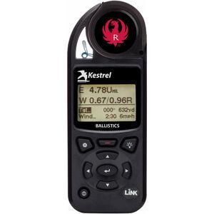 Ruger Kestrel 5700 Ballistics Pocket Weather Meter With LiNK Bluetooth Compatible Black