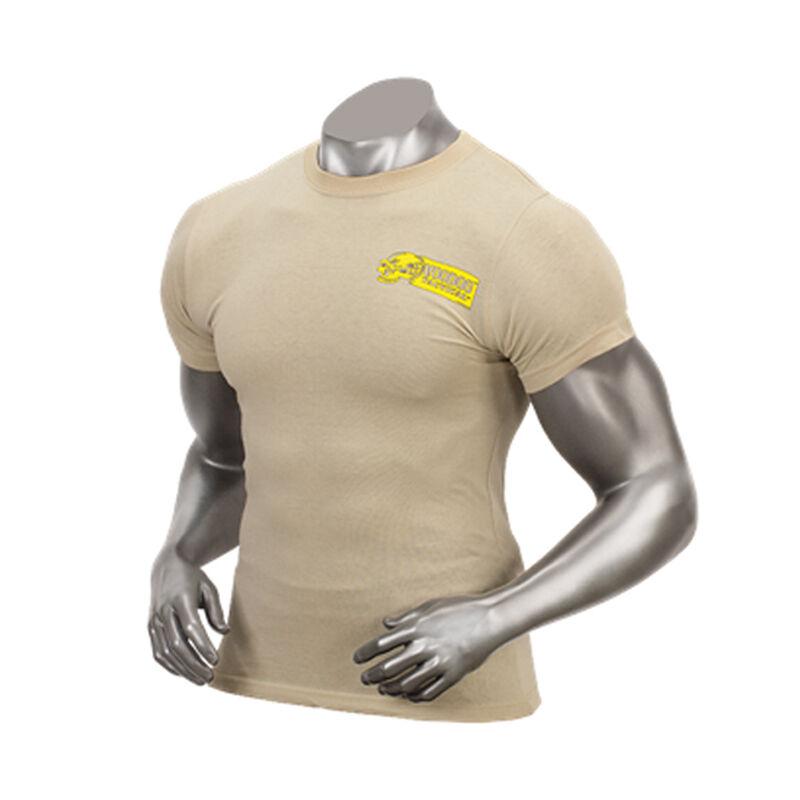 Voodoo Tactical Men's Short Sleeve T Shirt Cotton Skull 2XL Sand