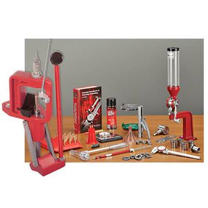 Hornady Lock n Load Classic Deluxe Reloading Single Stage Press Kit 085010