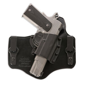 Galco KingTuk Classic IWB Holster for Sig Sauer P365/365XL Right Hand Leather Black