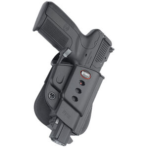 Fobus Evolution Holster FN Five-SeveN Right Hand Paddle Attachment Polymer Black