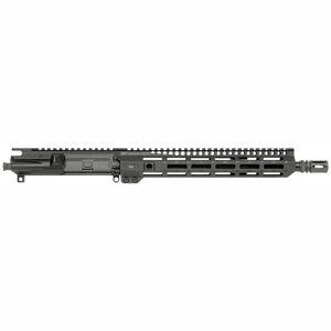 "Midwest Industries AR-15 5.56 NATO Upper Assembly 12.5"" Chrome Moly Barrel 11.5"" Combat Handguard M-LOK Black"
