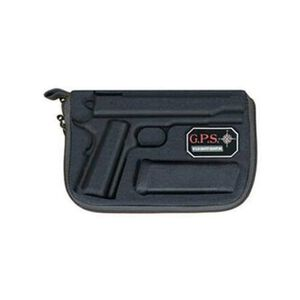 G-Outdoors Custom Molded Smith & Wesson M&P Pistol Case Black