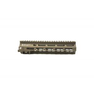 "Geissele Automatics AR-15 Super Modular Rail MK8 9.5"" M-LOK Aluminum Desert Dirt 05-285S"