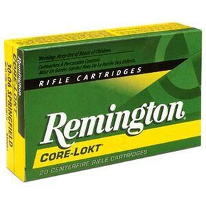 Remington Express .300 Winchester Magnum Ammunition 20 Rounds 150 Grain Core-Lokt PSP Soft Point Projectile 3290fps