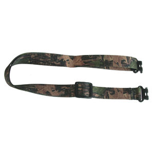 The Outdoor Connection Express Sling with Swivels MIL-SPEC Webbing Mossy Oak Break-Up Camo XPBUDS