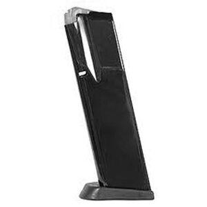 EAA Witness 10mm Auto 14 Round Magazine for Full Size/Large Frame Models Steel Tube Polymer Base Plate Matte Black 101945