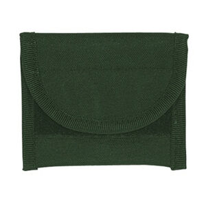 """Voodoo Tactical Name Card Pouch 4"""" x 2.5"""" Holds Standard Size Business Cards Nylon OD Green 010204000"""