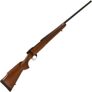 """Howa Walnut Hunter .270 Win Bolt Action Rifle 22"""" Threaded Barrel 5 Rounds Walnut Stock Blued Finish"""