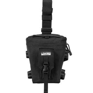 Barska Loaded Gear CX-300 Drop Let Dump Pouch Adjustable Black BI12248