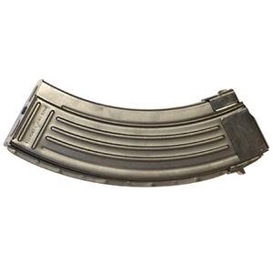 SCOUT d.o.o. Yugo Pattern AK-47 Magazine 7.62x39mm 30 Rounds Steel Construction Matte Black Finish