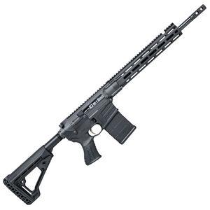 "Savage MSR 10 Hunter Semi Auto Rifle 6.5 Creedmoor 20 Rounds 18"" Barrel M-LOK Handguard AXIOM Stock Black"