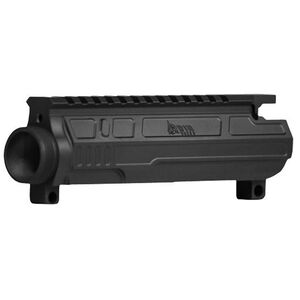 Odin Works AR-15 Stripped Upper Receiver No Forward Assist Billet Aluminum Black UPPERBILLET1
