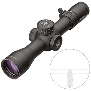 Leupold Mark 5HD 3.6-18x44 Rifle Scope H59 Non-Illuminated Reticle 35mm Tube 1/10 Mil Adjustments Side Focus Parallax First Focal Plane Matte Black Finish