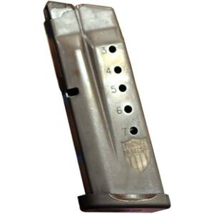 Honor Defense Honor Guard 9mm Magazine 7 Rounds Steel Black HG97RM