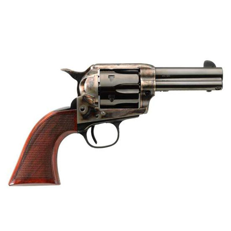 """Taylor's & Co Runnin' Iron 45 LC 4.75"""" Barrel 6 Rounds Blued"""