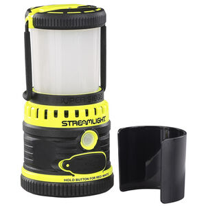 Streamlight Super Siege International White/Red LED 1100/2.7 Lumens Rechargeable Lithium Ion Battery Yellow