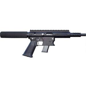 "TNW Aero Survival Semi Auto Pistol 9mm 8"" Barrel 33 Rounds Aluminum Black"