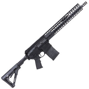 """SIG Sauer SIG716 G2 DMR AR-308 Semi Auto Rifle .308 Winchester 16"""" Barrel 20 Rounds Free Float KeyMod Hand Guard 6 Position Collapsible Stock Matte Black Finish"""