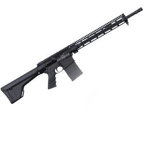 "Windham Weaponry R18FSFSM-308 Semi Auto Rifle .308 Win 18"" Barrel 20 Rounds Key-Mod Handguard Fixed Stock Black"