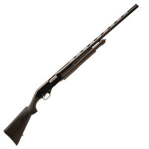 "Savage Stevens 320 Field Grade 12 Gauge Shotgun 3"" Chamber 28"" Barrel 5 Rounds Synthetic Stock Black 19489"