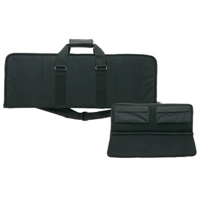 "Bulldog FN PS90 Hybrid Rifle Case 31"" Nylon Black BDH490"