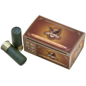 "Hevi-Shot Pheasant Ammunition 12 Gauge 10 Rounds 2-3/4"" #4 Lead Free Shot 1-1/8 oz 1200 fps"